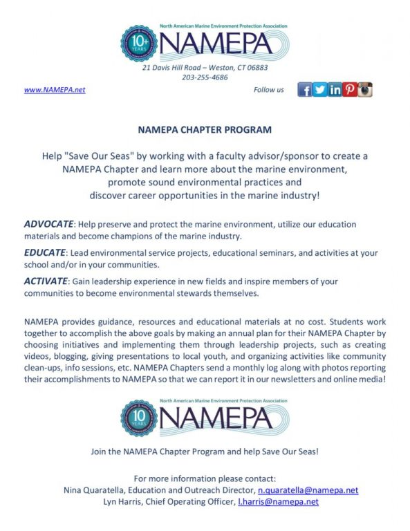 thumbnail of NAMEPA Chapter Formation